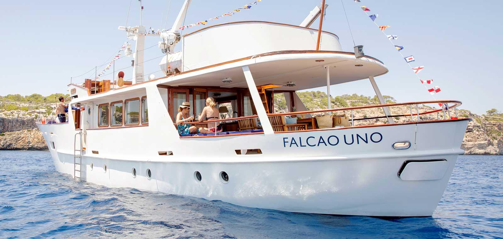 Falcao Uno Eventboot