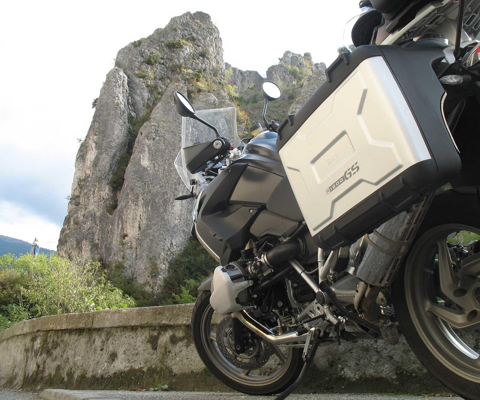 Geführte Motorrad Tour auf Mallorca
