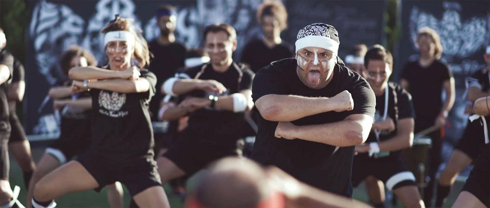 Haka-Teambuilding-Mallorca-Haka-Tanz-Mallorca-1