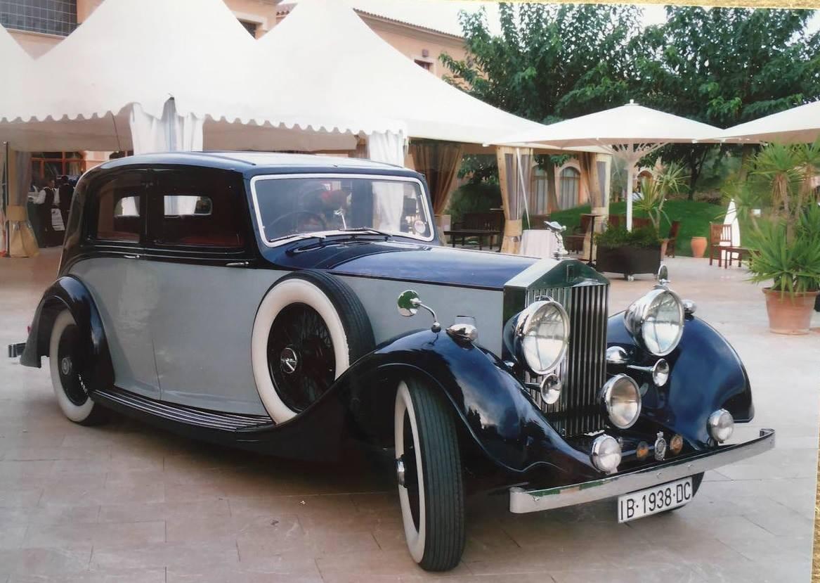 Oldtimer-Mallorca-Oldtimer-mieten-Mallorca-Rolls-Royce-1938