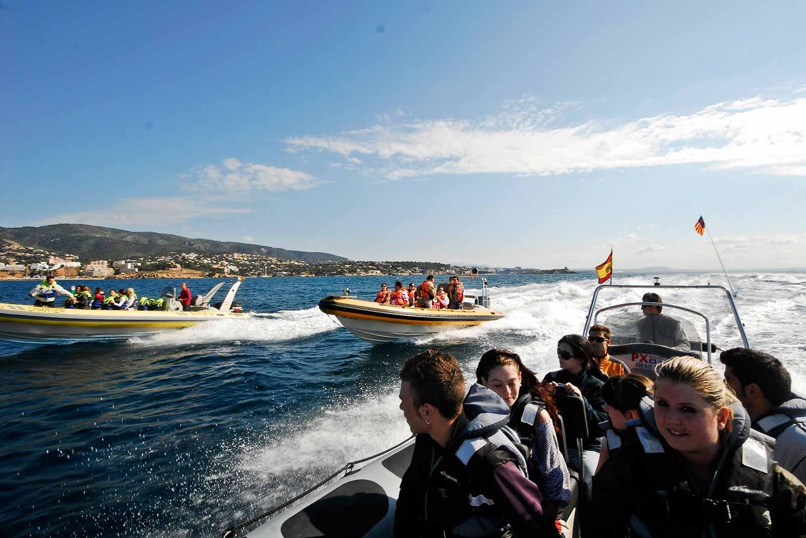 Speedboot-Mallorca-Speedboot-fahren-13